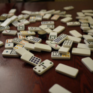 Dominoes and Productivity